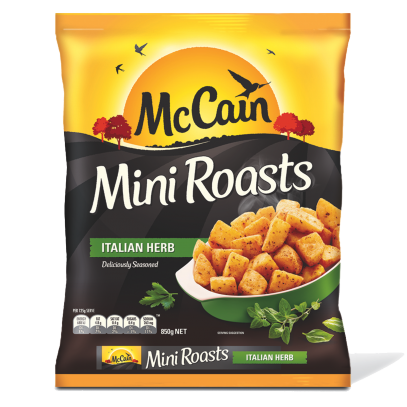 Mini Roasts Italian Herbs