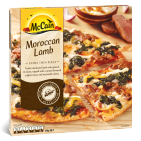 Ultra Thin Moroccan Lamb Pizza 310g