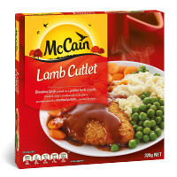Lamb Cutlet With Gravy 320g