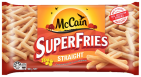 SuperFries Straight Cut Chips 900g